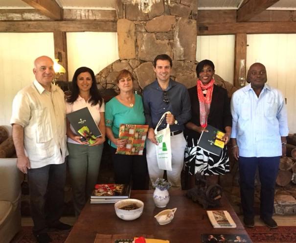 visita embaixadores