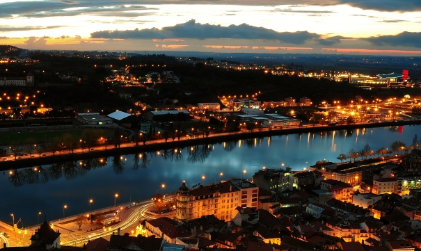 Coimbra faz parte da rota. Créditos Divulgação