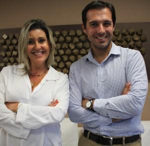Andréia Brum e Eduardo Zorzanello