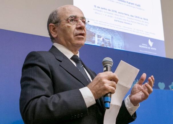 Renato Kalil fará palestra em congresso em MG Crédiro Leonardo Lenskji