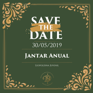 save the date - instagram