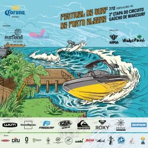 Festival de Surf Porto Alegre