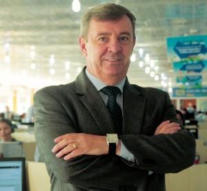 Osmar Della Valentina - Diretor Presidente do Grupo Gazin